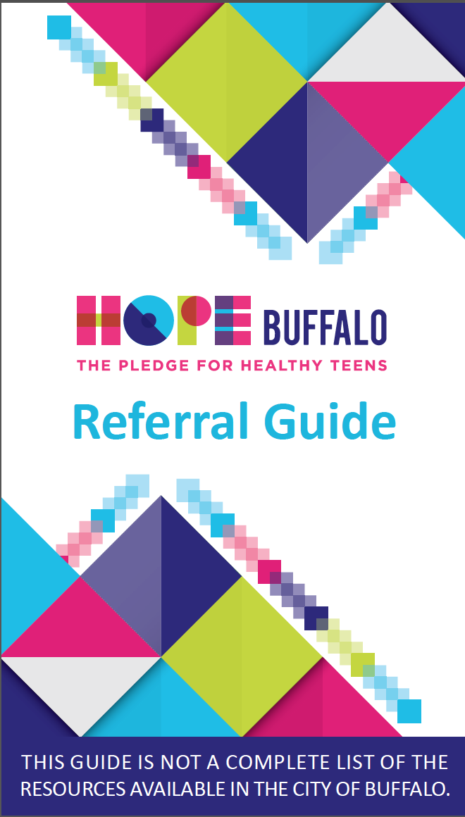 Icon HOPE Buffalo guide